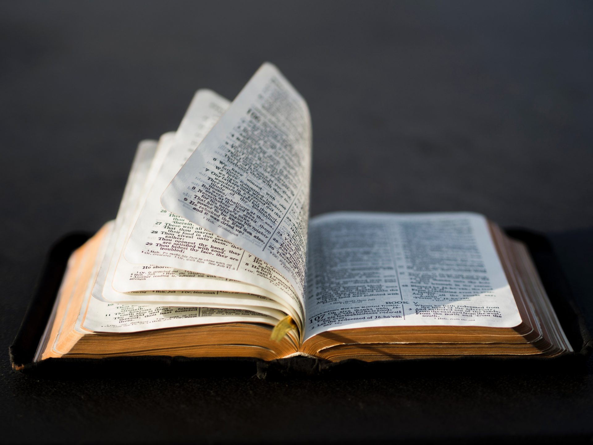 9 Biblical Reasons to Preach Christ from the Old Testament