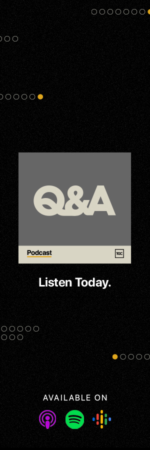 TGC Q&A Podcast