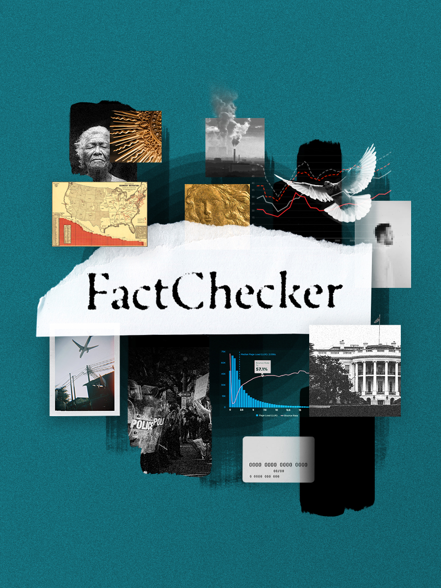 FactChecker is an occasional series in which we examine claims, myths, and misunderstandings frequently heard in evangelical circles.