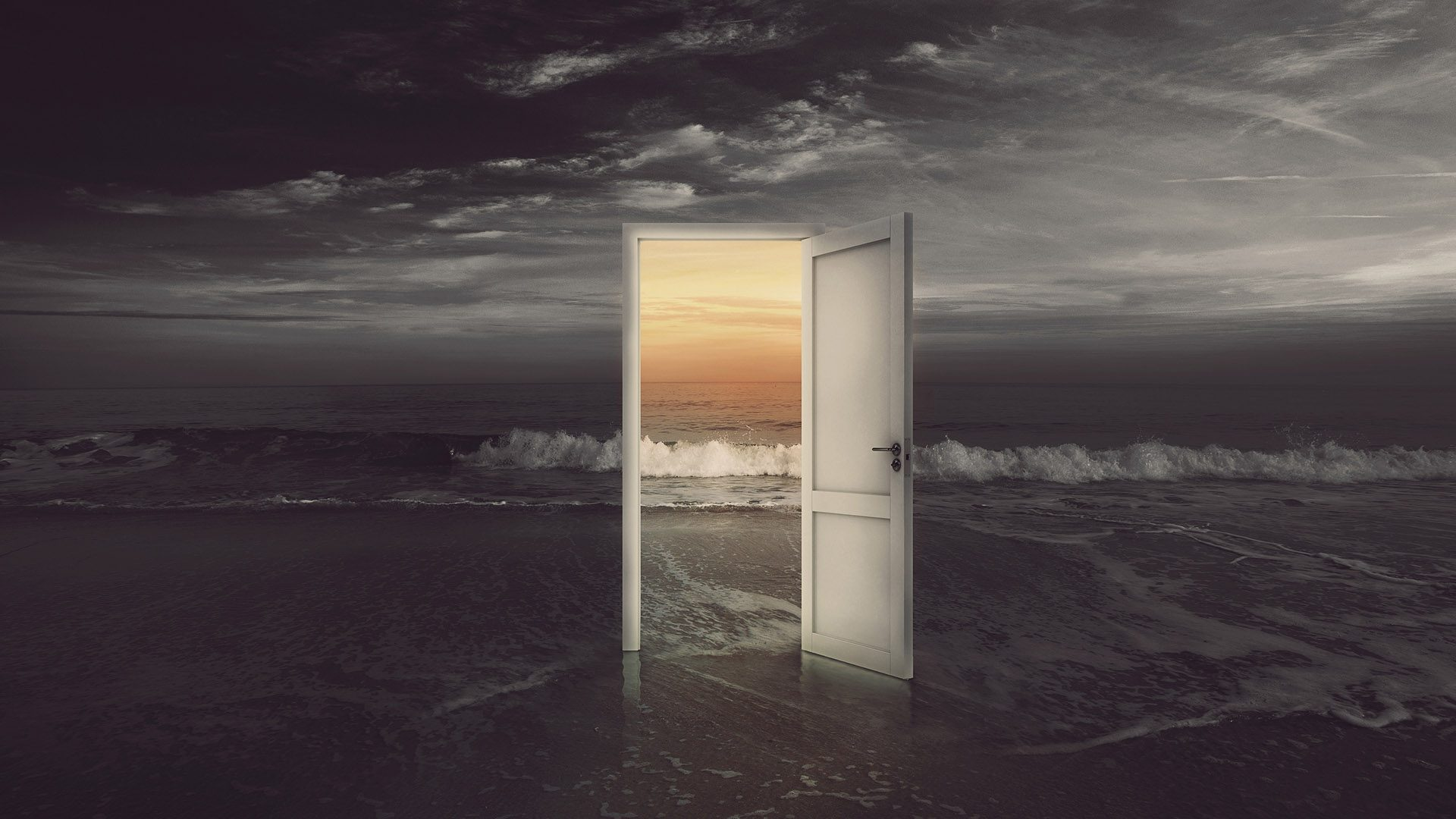 When God Closes A Door Does He Open A Window