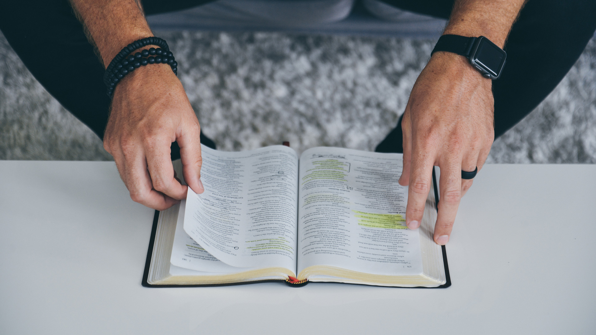 Robin Schumacher on The Saddest Verse in the Bible
