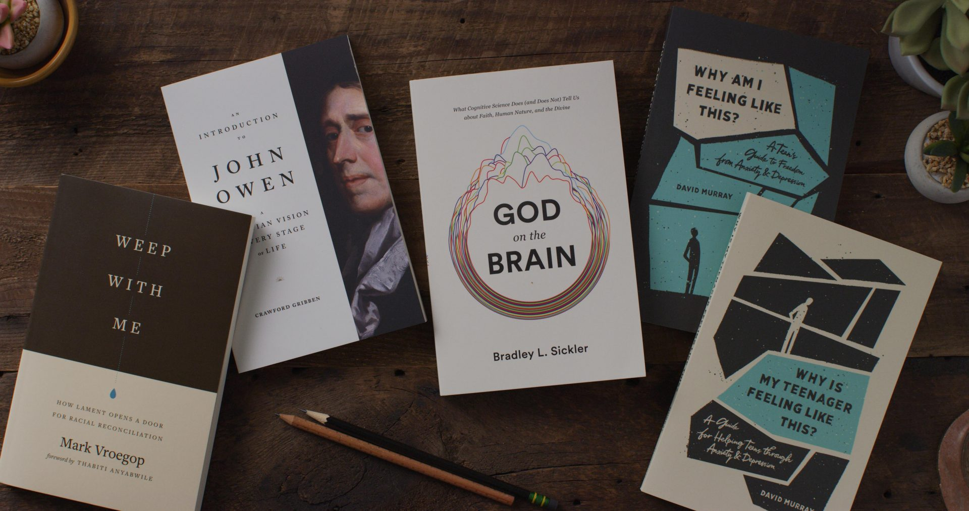 New Releases from Crossway in July