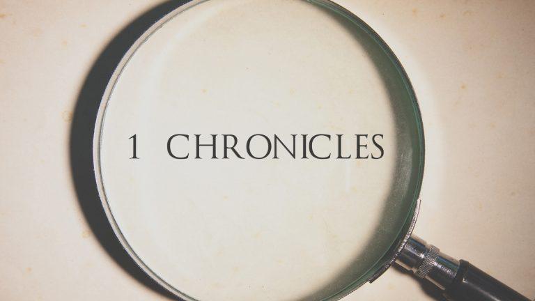 1 Chronicles