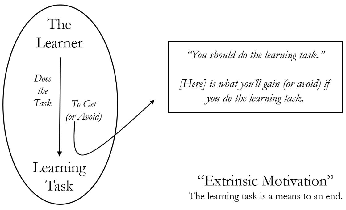 Figure 2: Extrinsic Motivation