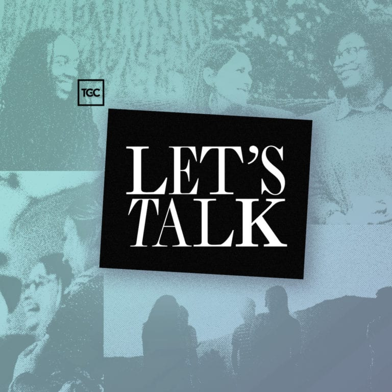 Let's Talk Podcast Season Two Artwork