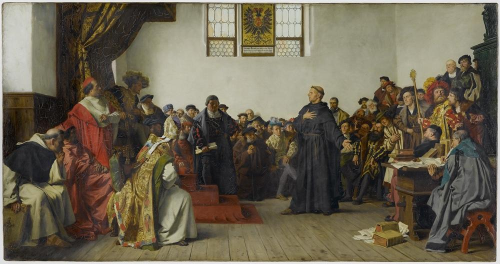 Luther and the Diet of Worms @ 500