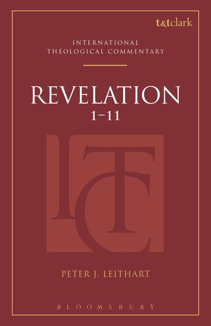 Review of Revelation (ITC) by Peter J  Leithart - The Gospel