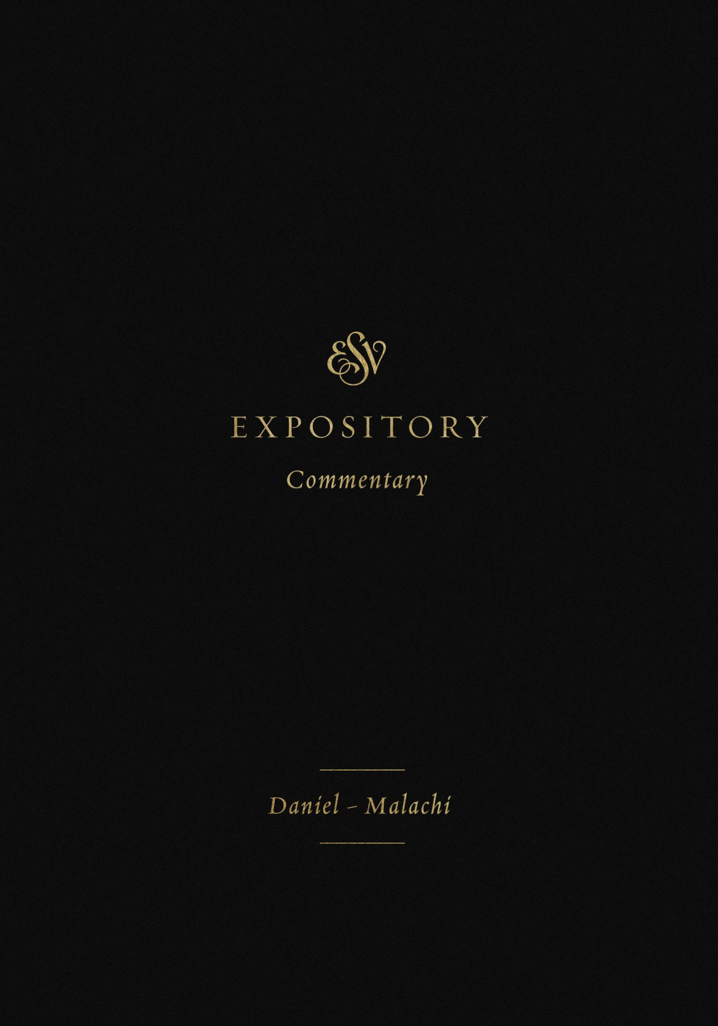 A First Look at the ESV Expository Commentary - The Gospel Coalition