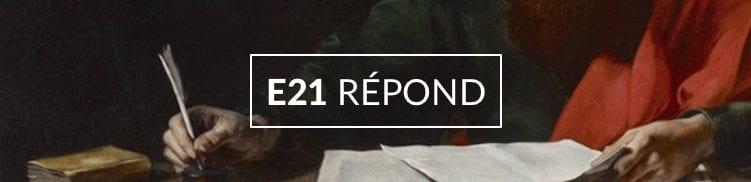 E21 répond - démon, possession ou maladie mentale
