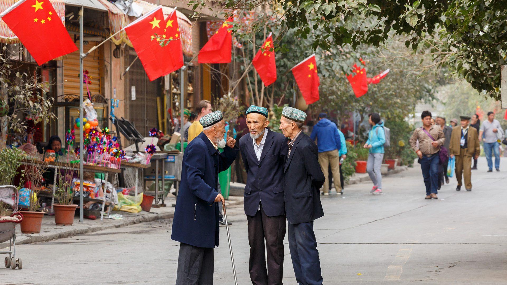 Les Ouighours de Chine un peuple en peril