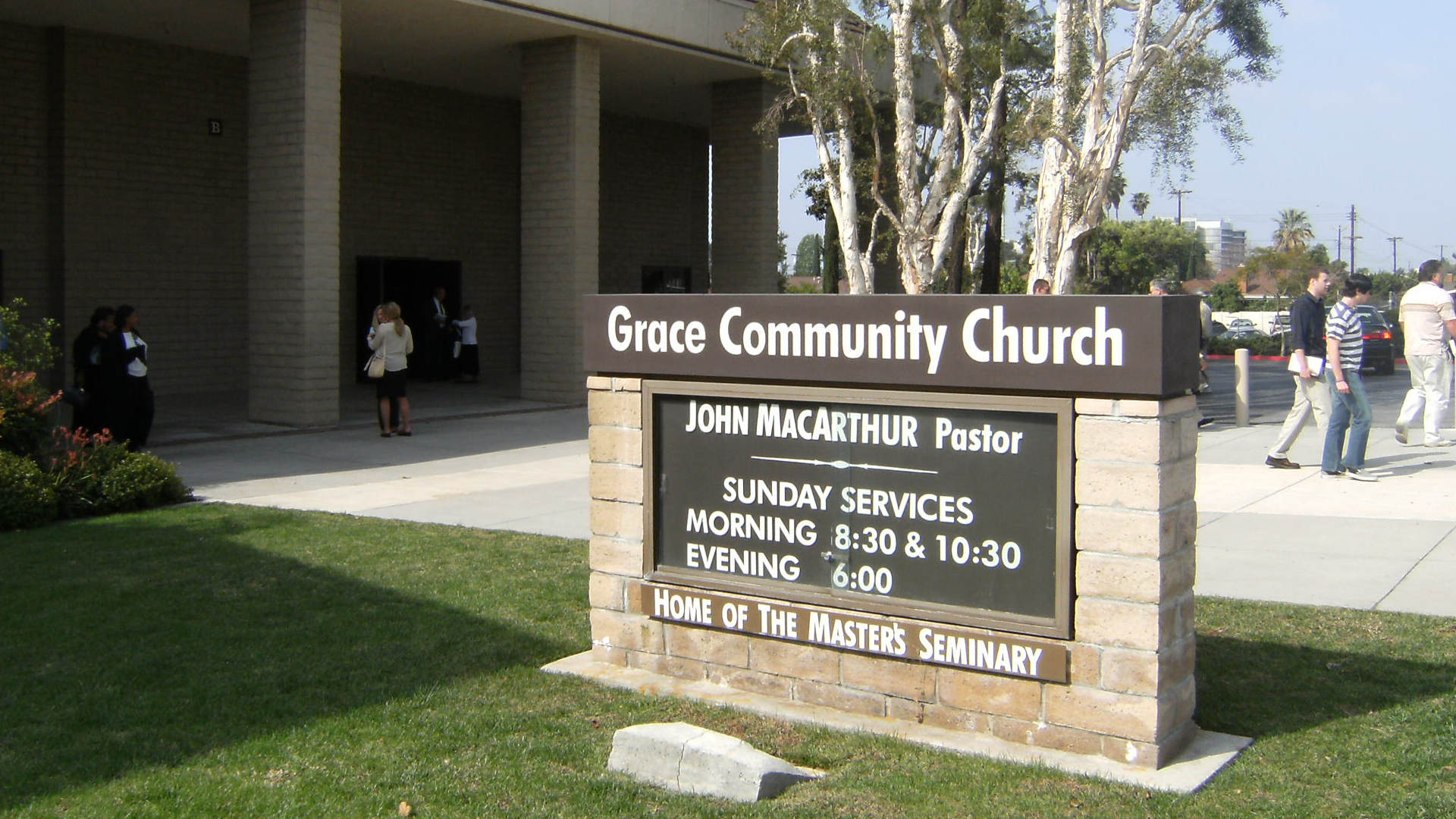 John McArthur Grace Community Church