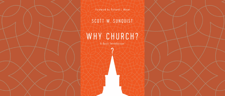 Why Church Book Cover
