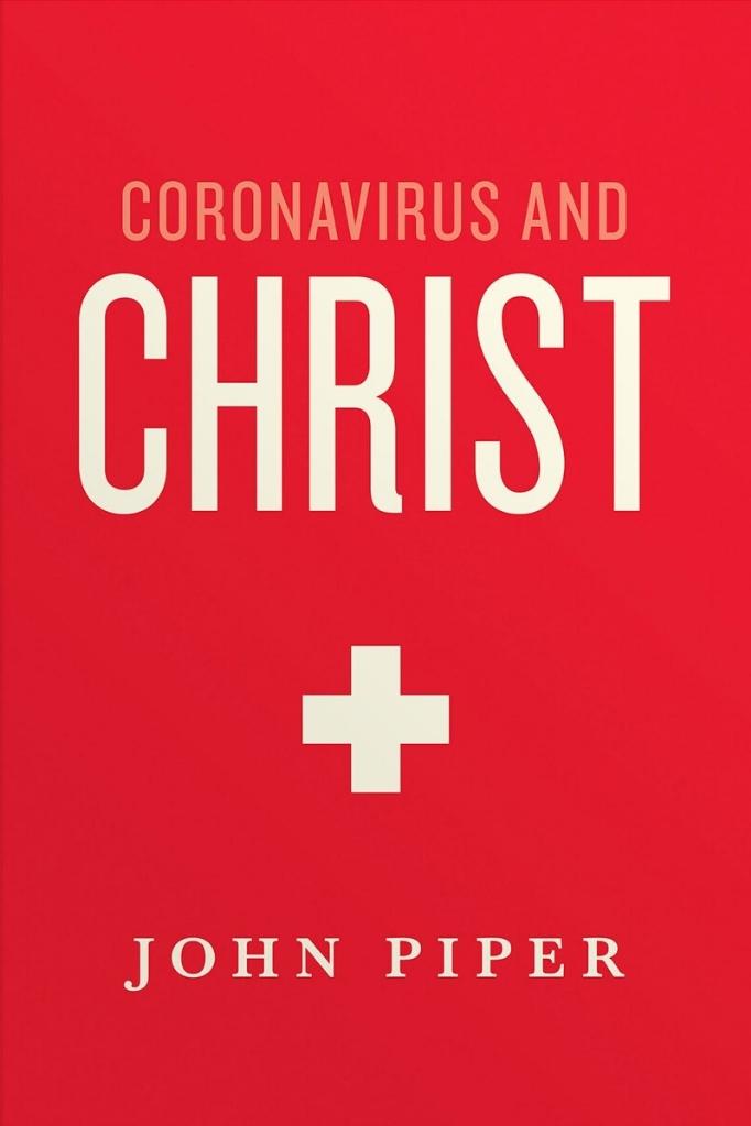 Coronavirus and Christ book cover