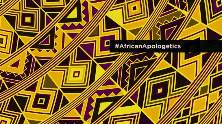 #Apologetics Africa - African Geometric print - article on cults