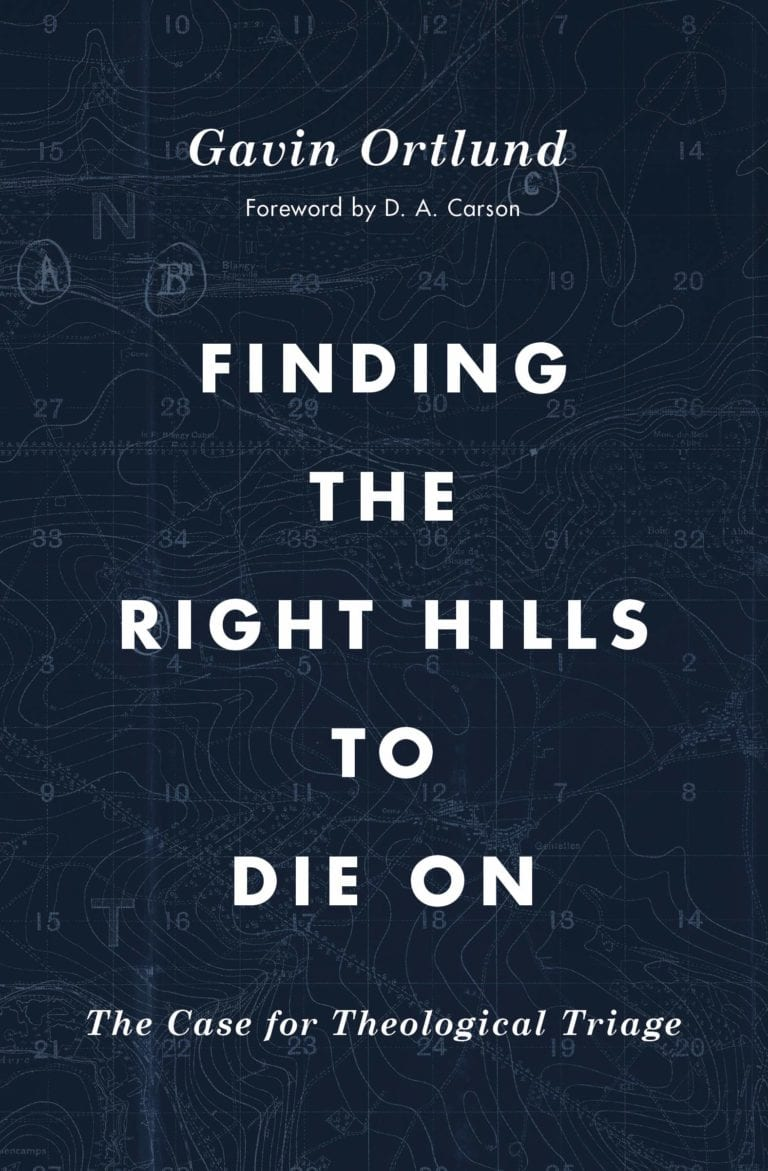Finding the Right Hills to Die On - Book Cover