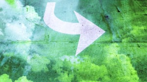 Big arrow in a green cloud - are dreams and visions messages from God?
