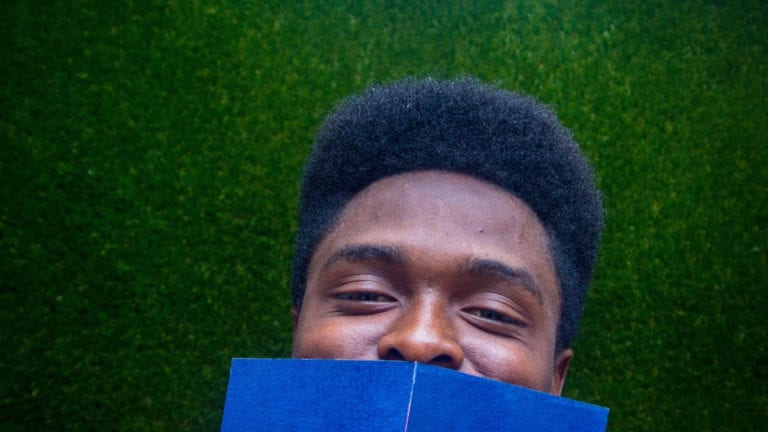 Who is a Christian? Nigerian Man hiding behind an unseen passport