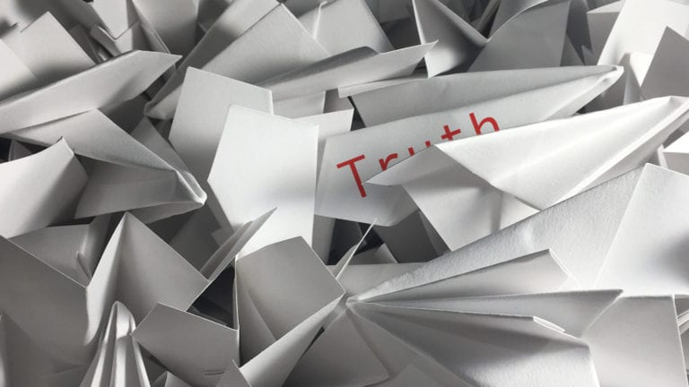 A sea of paper planes - with only one labelled truth - the war of propaganda in Ethiopia and how to avoid getting entangled
