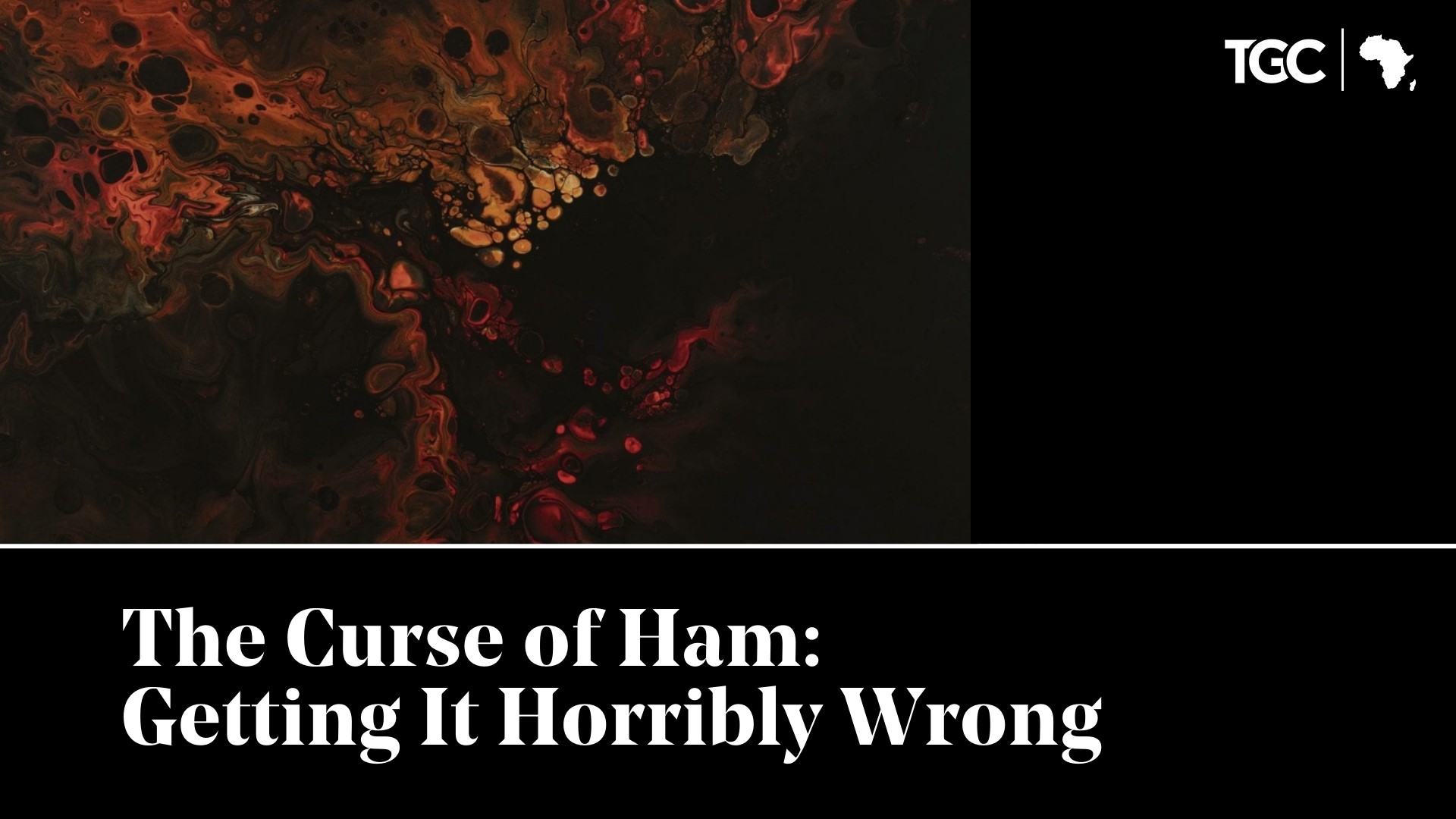 Most-Read articles of 2020: Curse of Ham cover