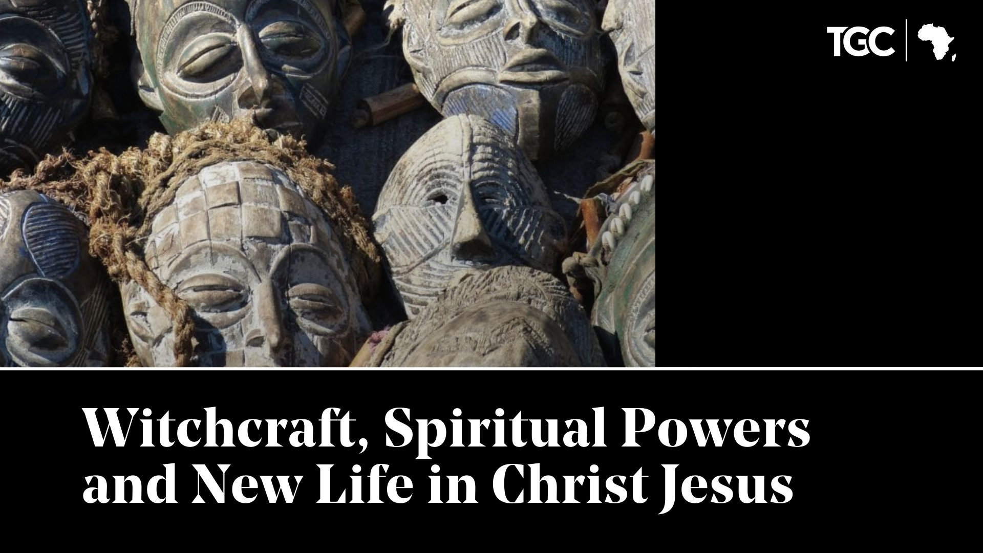 Witchcraft, Spiritual Powers and New Life in Christ Jesus cover