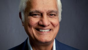 Ravi Zacharias Portrait