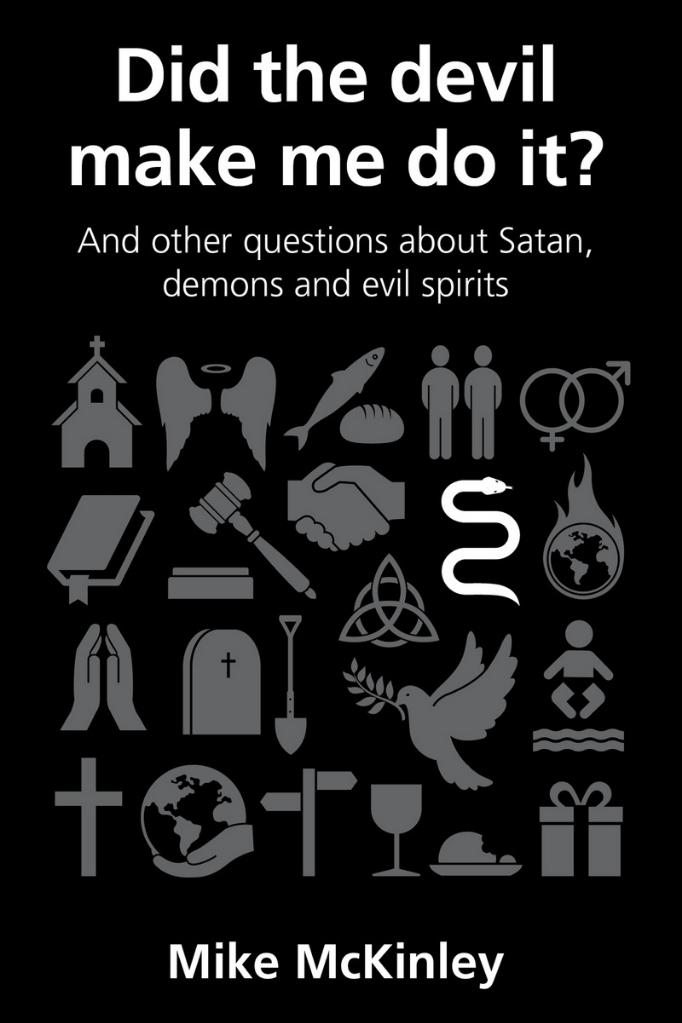 Did the devil make me do it? Book cover