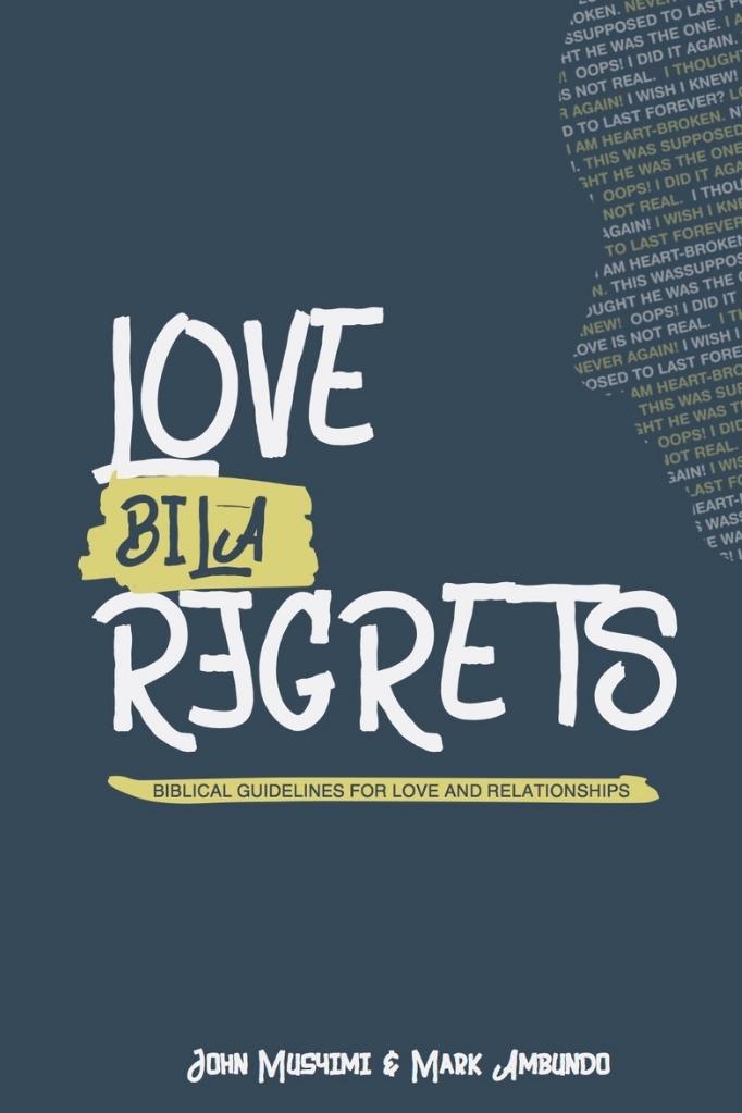 Love Bila Regrets book cover