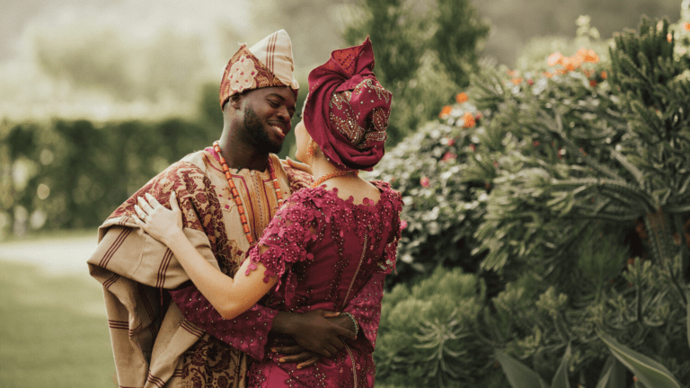 Must Parents approve of my spouse? Nigerian Wedding Couple