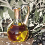 Who is Anointed By God? - A glass jar of olive oil