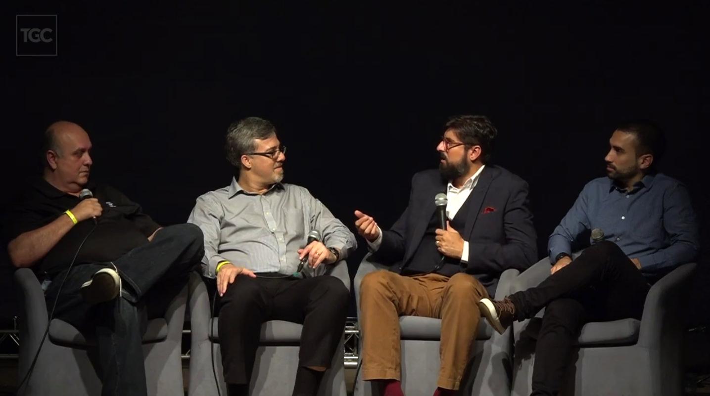 A Importância do Discipulado | Mesa Redonda com Jonas Madureira, Heber Campos Jr e Renato Vargens