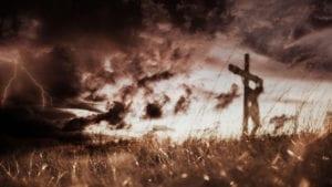 A Doutrina Satânica de uma Cruz Sem Ira